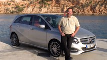 Road Test: Mercedes B-Class 220 CDI 4Matic | Drive Report | Review