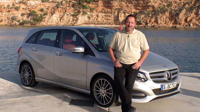 Road Test: Mercedes B-Class 220 CDI 4Matic | Drive Report | Review