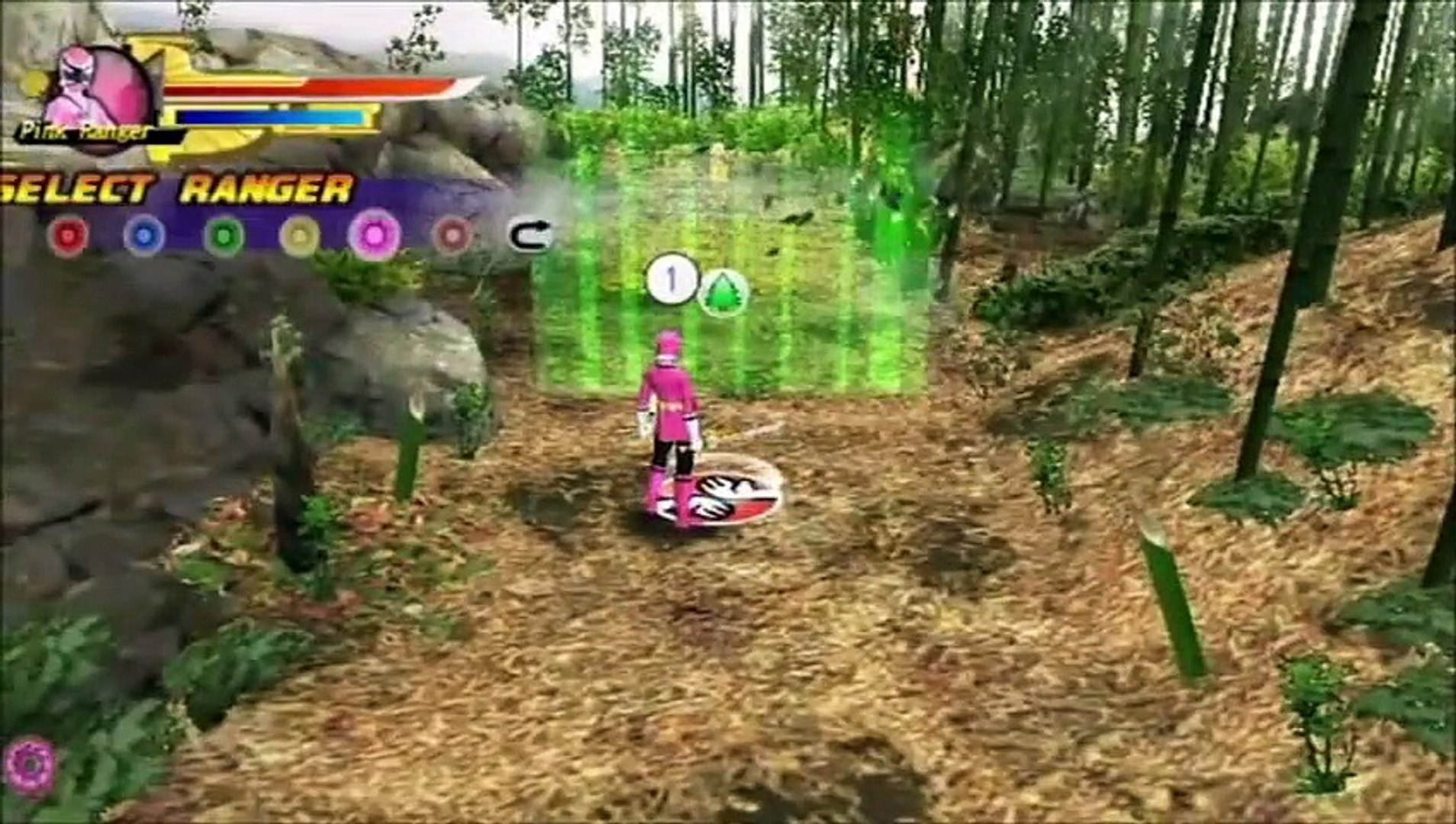 Power Rangers Samurai Game Episode - Power Rangers Movie Game   New Power Rangers 2014
