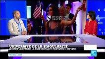 #Tech 24 : L'Université de la Singularité met le cap sur l'Europe