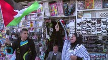 Palestinians & Israeli Arabs Mark 'Land Day' to Protest Israel Policy