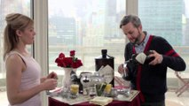 Charlotte Voisey & Jim Ryan of William Grant & Sons Discuss Hendrick's Peculiar Cocktail Academy