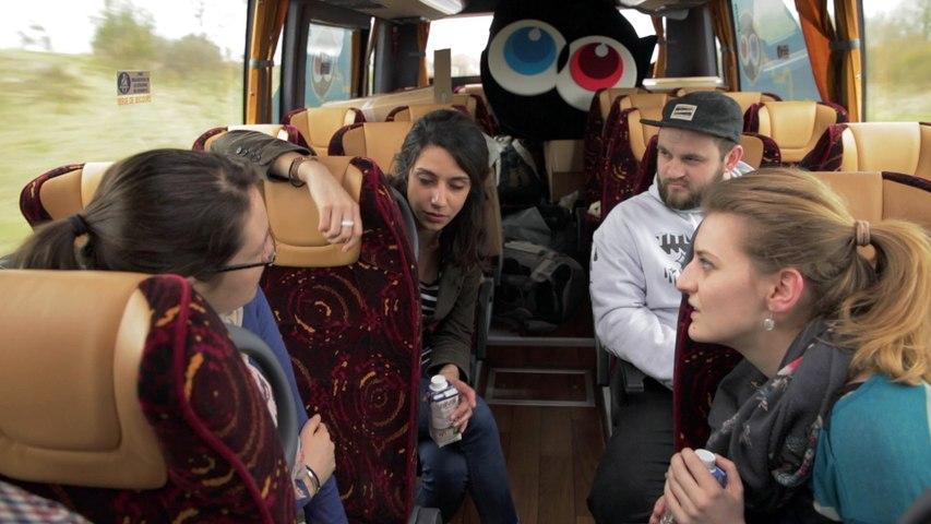 Blabla dans le Ulule bus