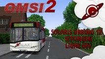 Omsi 2 - Solaris Urbino 15 II #8919, Warszawa, linia 716 (Część 2/2