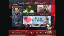 Vice Chairman PTI Shah Mehmood Qureshi and PTI NA-246 Candidate Imran Ismail On ARY News Off The Record March 2015