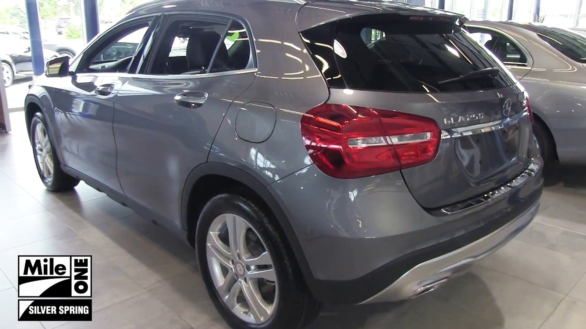 2015 Mercedes-Benz GLA250 4Matic at Mercedes-Benz of Silver Spring