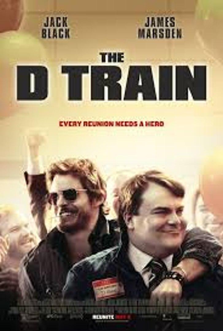 The D Train Official Trailer #1 (2015) - Jack Black_ James Marsden Movie HD