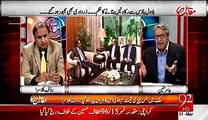 Muqabil With Rauf Klasra And Amir Mateen - 31st March 2015 Rauf Kalasra