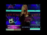 Calcio in TopLess spot Nadia Mori