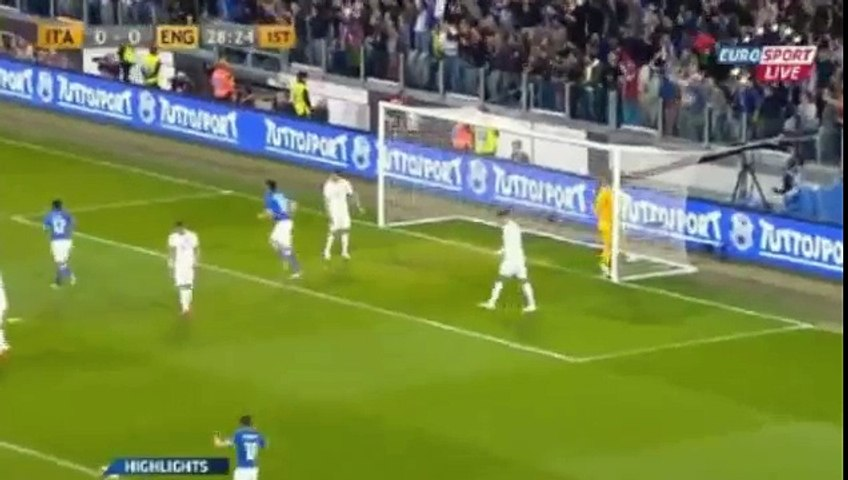 Italy vs England 1-1  All Goals and Highlights (Friendly 2015)