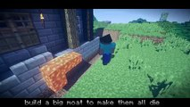♪ Mobs   Minecraft Parody of 'Animals' by Maroon 5 Music Video