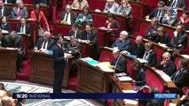 Le Premier ministre cherche le dialogue avec les députés socialistes