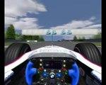 rFactor - Muse Music Video - BMW Sauber F1 2007