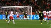 España cae ante Holanda por 2-0 en partido amistoso