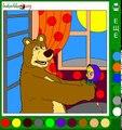 Masha e Orso 7 Italiano Episodo Cartoni Animati Educativi Per Bambini 2