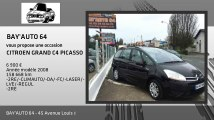 Annonce Occasion CITROEN GRAND C4 PICASSO 1.6 HDI 110 FAP AIRDREAM EXCLUSIVE 2008