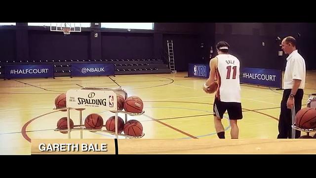 Gareth bale, nba, basketball