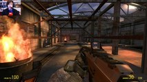 Garry's mod review: Halo 3-4 weapons - video dailymotion