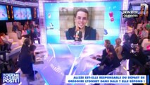 DALS 5 : Alizée jalouse ? Grégoire Lyonnet dément la rumeur sur twitter