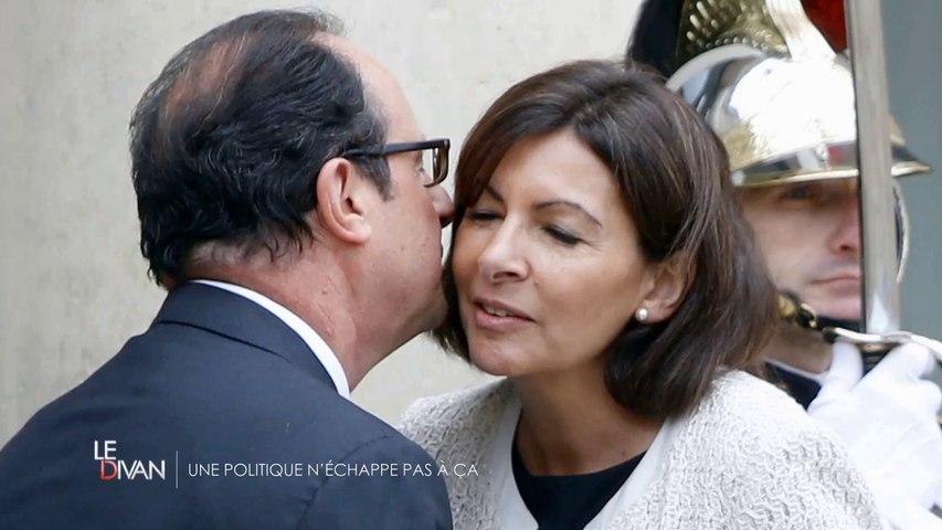 Anne Hidalgo commente la fausse rumeur sur sa relation avec François Hollande - Le Divan