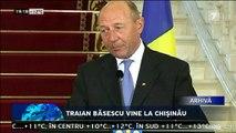 """Traian Băsescu vine la Chişinău. Va fi decorat cu Ordinul """"Ştefan cel Mare"""" în semn de """"profundă gratitudine pentru contribuția sa deosebită la promovarea stabilității, securității, democrației în regiune şi pentru sprijinul constant"""""""