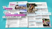 ACCOORD : catalogue enfants et jeunes - séjours et stages été 2015