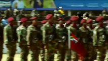 South African National Defence Force: Women's Month Celebration Parade