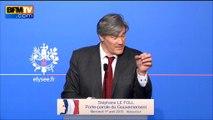 """Mathieu Gallet """"convoqué"""" jeudi matin par Fleur Pellerin, """"il faut assumer ses responsabilités"""""""
