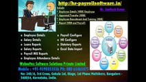 Biometric System Software, PF Software, ESI Software, HR Software, Payroll Software, Time Attendance ,HR Solutions Software