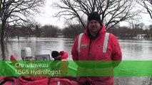 USGS CoreCast: USGS Crews Measure Historic Flooding in Fargo, ND