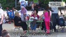 Tambours solidaires 2014 2015 au deux pièces cuisine