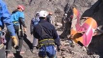 Poursuite des recherches de la seconde boite noire sur la zone du crash du vol Germanwings 4U9525