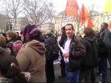 Manif 28 mars 2015 contre les expulsions locatives