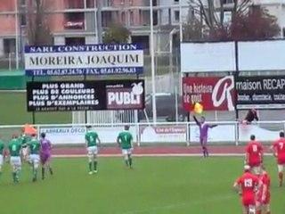 31/03/2015 > Match de classement ELITE : PAYS DE GALLES IRLANDE