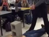Ce professeur est complètement inconscient et joue avec la vie de ses élèves !