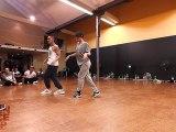 """Dangerous"" by Michael Jackson :: Keone & Mariel Madrid (Choreography) :: URBAN DANCE CAMP"