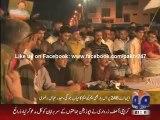 Geo News Headlines 1 April 2015_ MQM Blame PTI For Fighting on Jinnah Bagh Karac....