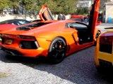 Best Supercar Sounds 2011! Ferrari 458, Lamborghini Aventador, Ferrari FF, AND MORE