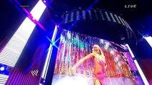 Natalya, Eva Marie, The Funkadactyls and Emma vs. Summer Rae, Layla, Alicia Fox, Aksana and Tamina Snuka