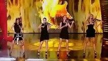 HD/HQ Escala - Perform Kashmir Led Zeppelin - Britains Got Talent Semi Final Show 2