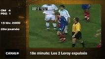 Rétro OM-PSG (2000): victoire marseillaise avec le cœur (4-1)