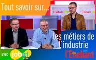Chat vidéo : les métiers de l'industrie