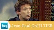 La 1ère télé de Jean-Paul Gaultier- Archive INA