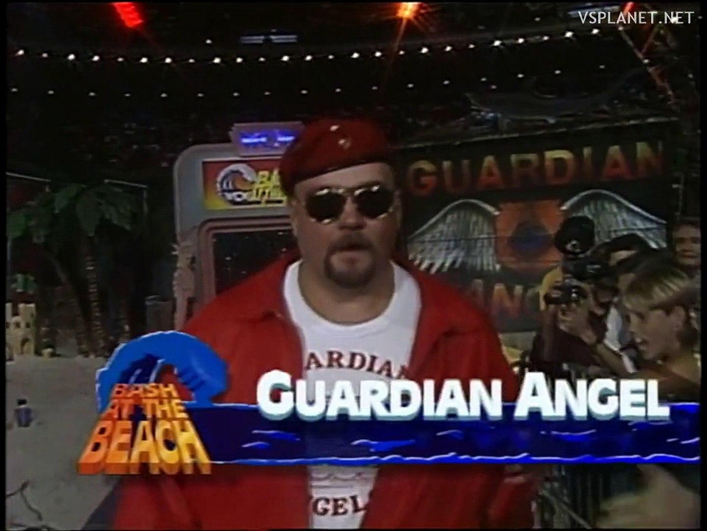 Vader vs Guardian Angel, WCW Bash at the Beach 1994