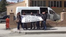 Eskişehir Emniyet Müdürlüğü Önünde Oturma Eylemine 6 Gözaltı
