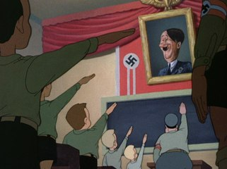 Walt Disney: Education for Death - The Making of the Nazi (1943)