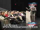 Les Brown - Live Full, Die Empty - Motivational Training Video Preview from Seminars on DVD