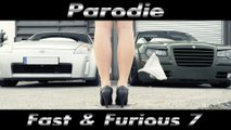 Parodie Fast and Furious 7