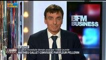 Mathieu Gallet convoqué par Fleur Pellerin