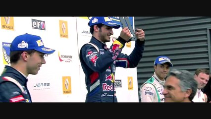 Carlos Sainz Camino al 55 - Trailer (HD)